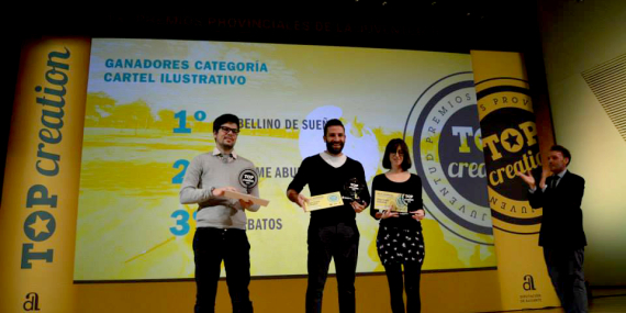 Premios Top Creation 2014