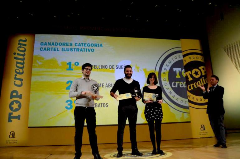 Premios Top Creation 2014