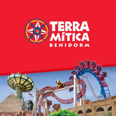 Web Terra Mítica park 2017